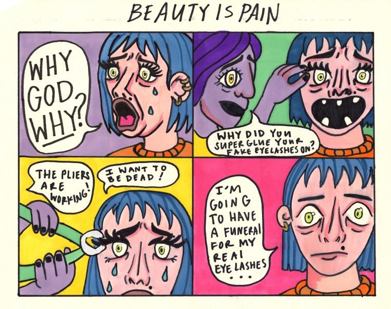 beautyispain